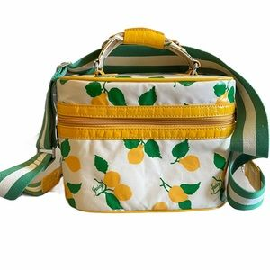 Juicy Couture Lemon Reusable Insulated Lunch Bag